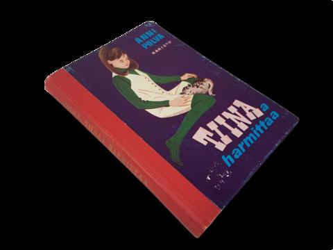Kirja (Anni Polva - Tiinaa harmittaa)