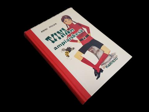 Kirja (Anni Polva - Tiinan ampiaiskesä)