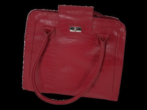 Punainen laukku (Oriflame)