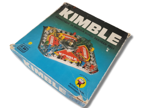 Kimble (Vanha Kimble-peli)