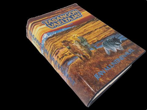 Kirja (Jean M. Untinen-Auel - Tasangon vaeltajat)