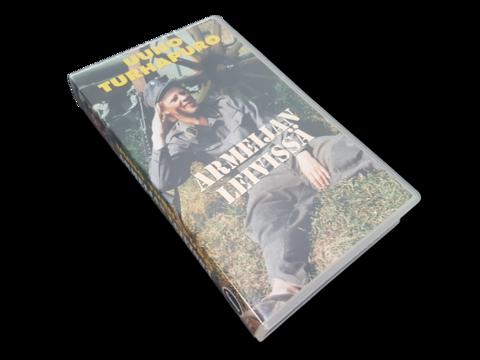 VHS-elokuva (Uuno Turhapuro armeijan leivissä) S