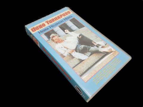 VHS-elokuva (Uuno Turhapuro Herra Helsingin Herra) S