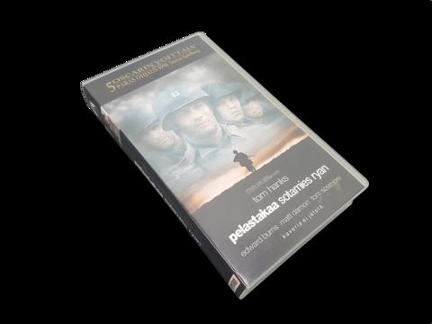 VHS-elokuva (Pelastakaa sotamies Ryan) K16