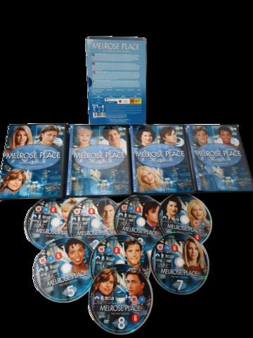 DVD -televisiosarja (Melrose Place, 1. kausi) K18