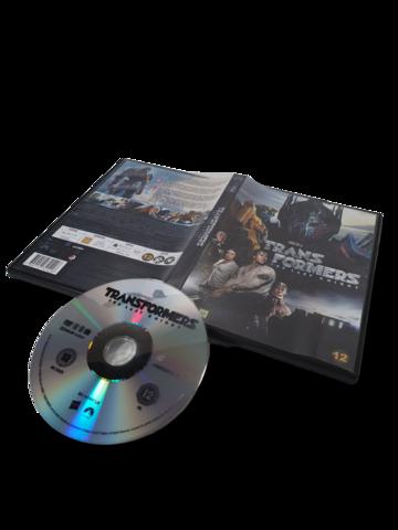 DVD -elokuva (Transformers) K12
