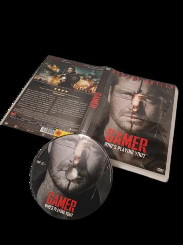 DVD -elokuva (Gamer) K16