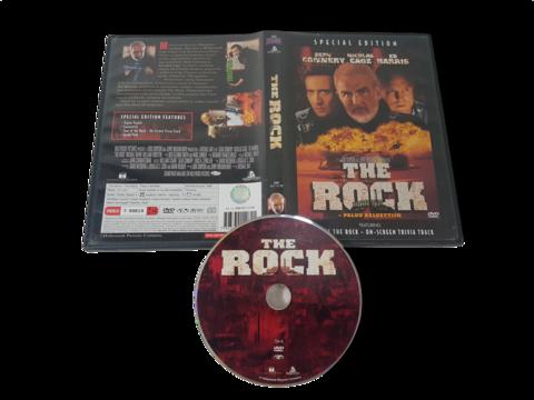 DVD -elokuva (The Rock - Paluu helvettiin) K16