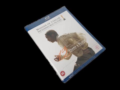 Blu-ray -elokuva (12 Years a Slave) K16