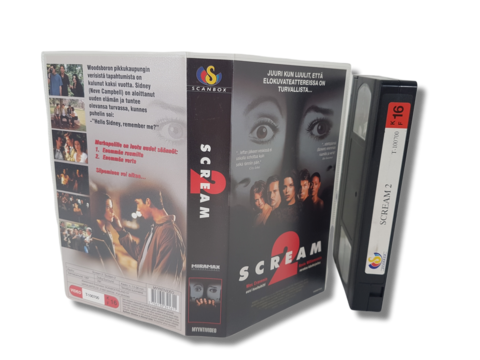 VHS-elokuva (Scream 2) K16