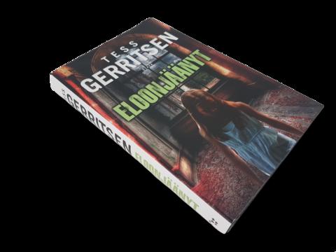 Kirja (Tess Gerritsen - Eloonjäänyt)