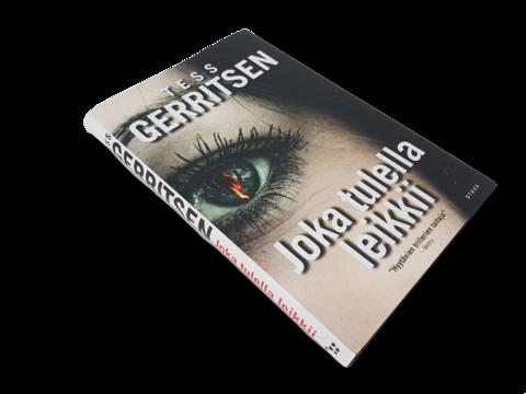 Kirja (Tess Gerritsen - Joka tulella leikkii)
