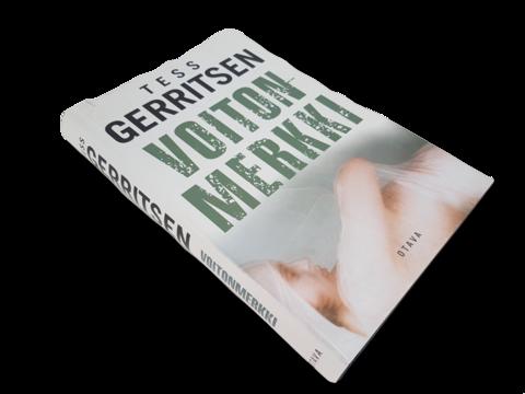 Kirja (Tess Gerritsen - Voitonmerkki)