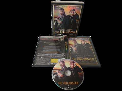 DVD -elokuva (Tie Pohjoiseen) K12