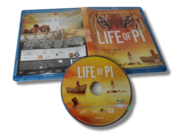 Blu-Ray -elokuva (Life Of Pi) K12