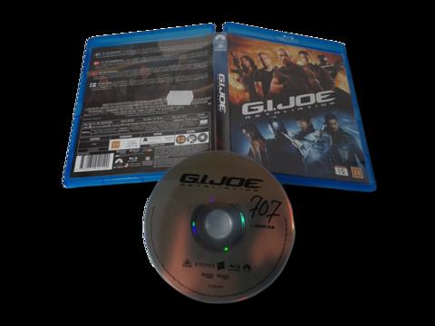 Blu-Ray -elokuva (G.I. Joe - Retaliation) K12