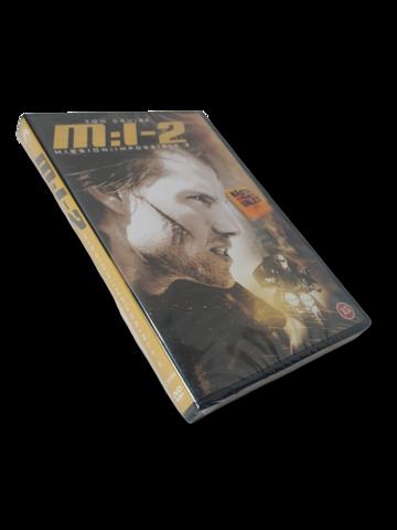 DVD -elokuva (Mission Impossible 2) K16