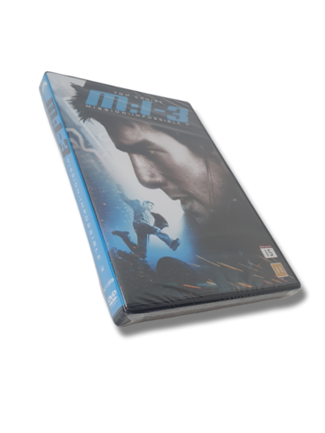 DVD -elokuva (Mission Impossible 3) K16