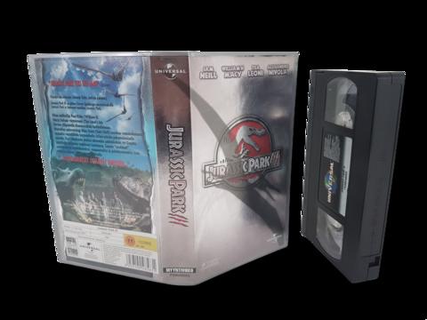 VHS-elokuva (Jurassic Park III) K12