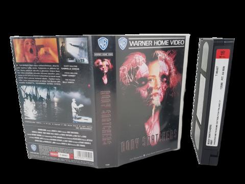 VHS-elokuva (Body Snatchers) K16