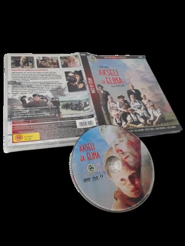 DVD -elokuva (Akseli ja Elina) K12