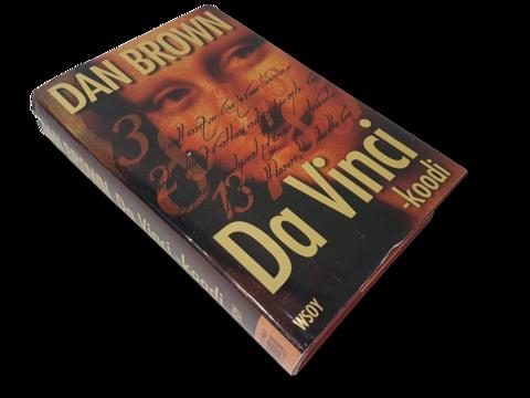 Kirja (Dan Brown - Da Vinci koodi)