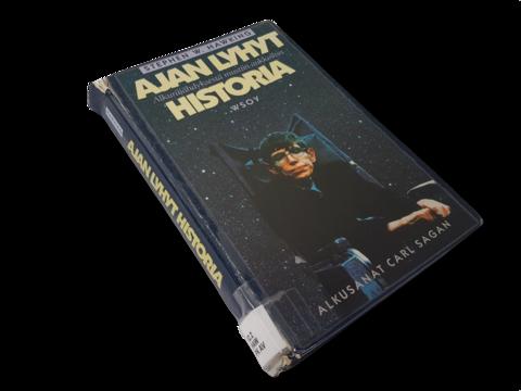Kierrätyskirja (Stephen W. Hawking - Ajan lyhyt historia)