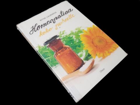 Kierrätyskirja (Ritva Lauraeus - Homeopatiaa koko perheelle)