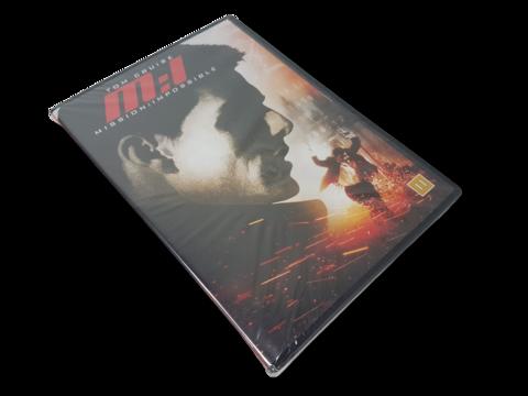 DVD -elokuva (Mission Impossible) K12