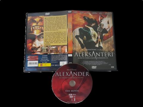 DVD -elokuva (Aleksanteri) K16