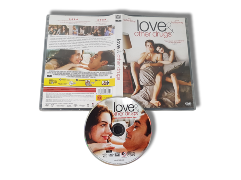 DVD -elokuva (Love & other drugs) K16