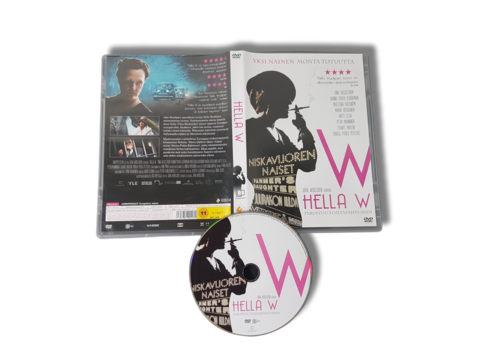 DVD -elokuva (Hella W) K12