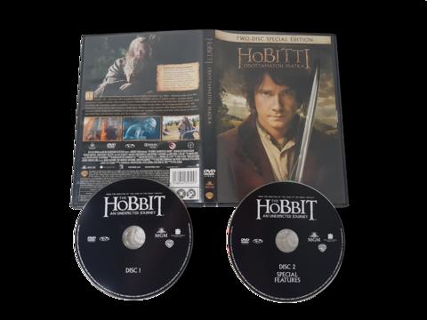 DVD -elokuva (Hobitti - Odottamaton matka - Two-Disc Special Edition) K12