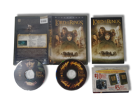 DVD -elokuva (The Lord Of The Rings - The Fellowship Of The Ring - Widescreen 2-Disc Edition) K16