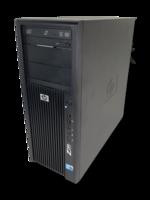 Pöytätietokone (HP Z200 Workstation)