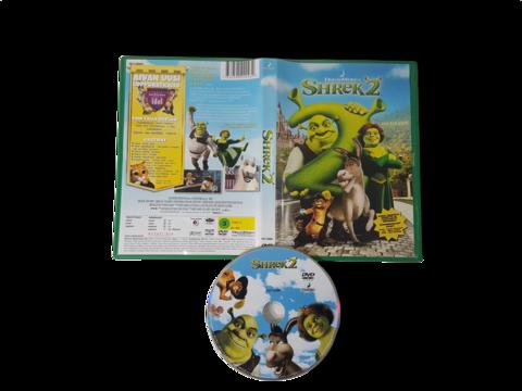 Lasten DVD -elokuva (Shrek 2)
