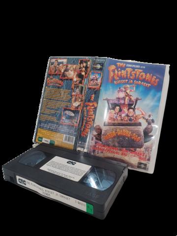 VHS -elokuva (The Flintstones) S