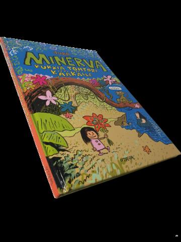 Sarjakuvakirja (Minerva - kukkia tohtori Kääkälle)