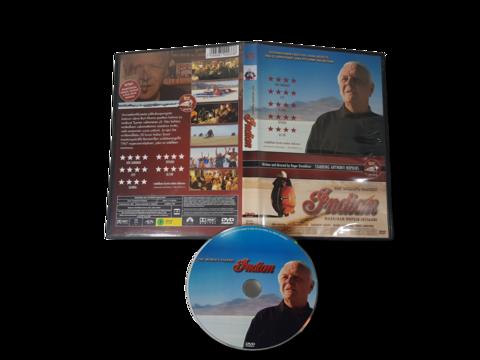DVD -elokuva (Indian - Maailman nopein intiaani) S