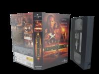 VHS -elokuva (Skorpionikuningas) K12