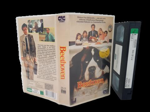 VHS -elokuva (Beethoven) K12