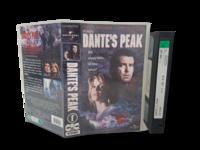 VHS -elokuva (Dante's Peak) K12