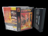 VHS -elokuva (I Spy) K12