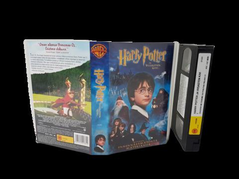VHS -elokuva (Harry Potter ja viisasten kivi) K12