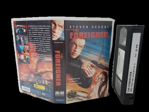 VHS -elokuva (The Foreigner) K16