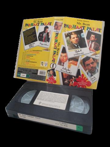 VHS -elokuva (Mr. Bean - parhaat palat)