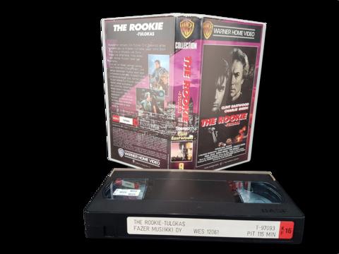 VHS -elokuva (The Rookie) K16