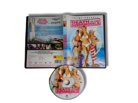 DVD -elokuva (Death to the supermodels) K16