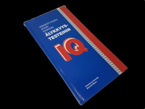 Kirja (Chantal de Sereville & Bernard Myers - Menestyksen avain kaikkiin älykkyystesteihin)