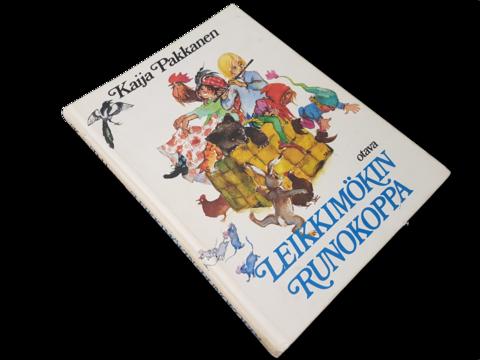 Lastenkirja (Kaija Paakkanen - Leikkimökin runokoppa)